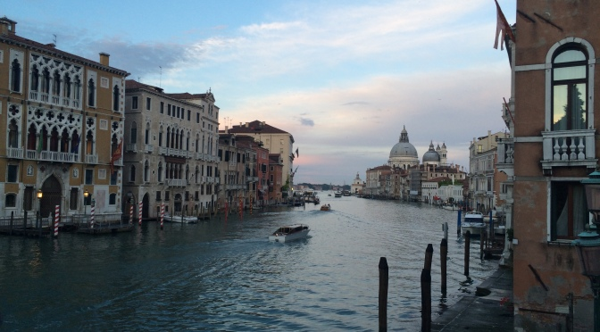 Contemporary European Identity, Music, and La Serenissima